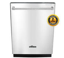 24  Stainless Steel Kitchen Dishwasher CSA Certificated Fully Integrated Design