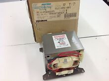 Maytag Jennair Magic Chef 05200165 Microwave High Voltage Transformer AP4540562