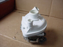 Bosch Dishwasher Motor   Pump Assembly Part   140895