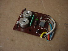 GE Built In Oven Control Board Part   WB24X162