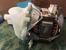 Viking Dish Washer Pump Motor Assembly Part   016721 000 new