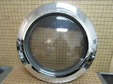 Maytag Dryer Outer Door Frame w Window   Door Mask  W10193522   30 DAY WARRANTY