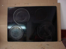 Thermador Oven Main Glass Top Black w  Some Wear Part   143333303 143333301