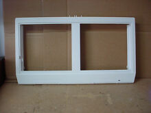 Crosley Refrigerator Crisper Cover Frame Part   61002416