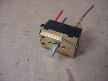 Jenn Air Wall Oven Selector Switch Part   71001127