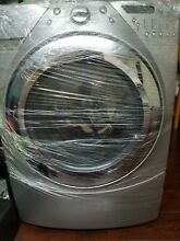 Whirlpool WED9610XW 27  Grey Front Load Electric Dryer