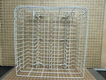 Kenmore Dishwasher Upper Rack w 2 Removable Tine Rows 8519628   30 DAY WARRANTY