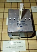 NEW Thermador Oven Thermostat Control   Responder 14 19 007 SATISFACTION GUAR