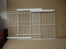 Frigidaire Fridge Freezer Wire Shelf Set  Part   240338802 240338702 240338704