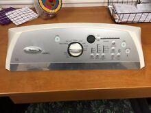 WHIRLPOOL CABRIO CONSOLE   USER INTERFACE 8564288  8563950  WP8564288