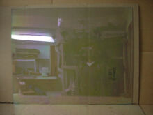 Electrolux Wall Oven Middle Door Glass Part   318238000
