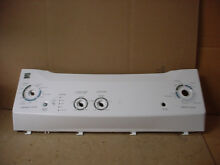 Kenmore Laundry Center Control Panel Part Part   WE19M1710