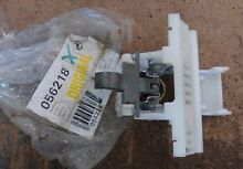 Bosch Gaggenau Dishwasher Door Latch 00056218 056218 NEW OLD STOCK