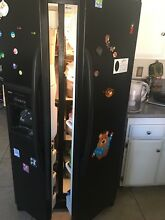 Kenmore 25 cu  ft  Side by Side Refrigerator