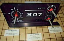 Thermador Oven Clock 14 29 958  14 29 672  14 39 127 SATISFGUAR FREE EXP SHIP