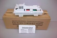 W10484678  WHIRLPOOL  CLOTHES WASHING MACHINE ELECTRONIC CONTROL BOARD