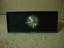 Kenmore Gas Range Timer Clock Part   9612