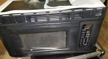 Sharp 1 4 cu  ft  Over the Range Microwave in Black  Read