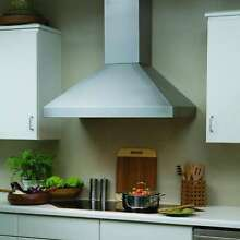 Lowest Price  30  Vent a hood Stainless Chimney style range Kitchen Hood 300CFM