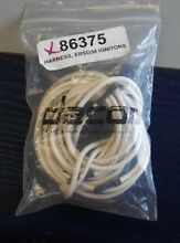 DACOR 86375 IGNITOR HARNESS  4 WIRE    NEW   ERSD30 IGNITOR  GENUINE OEM PART