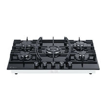 30  Tempered Glass 5 Burners Stove Top Gas Cooktop