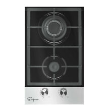12  Tempered Glass Gas Stovetop Cooktop
