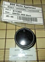 NEW Thermador OEM Oven Thermostat Knob 14 37 389 05  411363  964236 SATISF GUAR