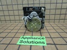Whirlpool Dryer Timer w Knob  Black  348572   30 DAY WARRANTY