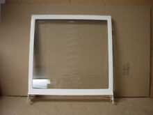 Kenmore Refrigerator Glass Shelf Set 1 Each Part   2204386 2206370