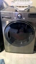 Lg electric dryer DLEX3470V