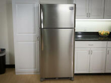 Stainless Steel Magnet Refrigerator Cover Panels vs Self Adhesive Vinyl Wraps