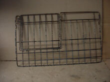 Frigidaire Wall Oven Rack w  Insert  Stained Part   318926803 318929702