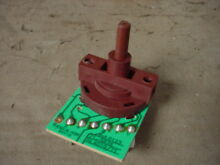 Thermador Range Switch Part   9000074059T105