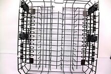 WD28X22828 GE DISHWASHER BOTH UPPER COATED RACK ASSEMBLY COMPLETE