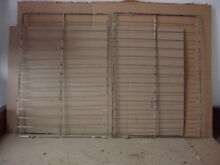 Frigidaire Range Oven Rack w  Some Wear Stains Set of 2 Part   316067902