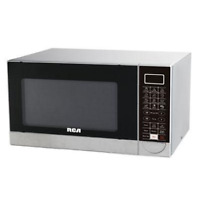 NEW Curtis Ltd RMW1182 RCA Microwave Oven   Single 8 23 gal Capacity Grilling 10