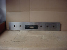 Bosch Wall Oven Control Panel Part   421020