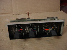 GE Wall Oven Clock w  Knobs Part   WB19X5268