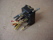 Whirlpool Oven Selector Switch  Part   307715