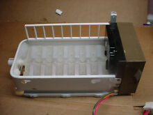 Kenmore Refrigerator complete Ice Maker Part   626520