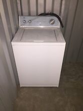 Roper 8 Cycle 2 Speed White Washing Machine