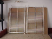 Frigidaire Freezer Wire Shelf Set 1 Each Part   216458400 216546000
