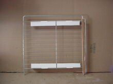 Frigidaire Refrigerator Freezer Basket Shelf w  Glides Part   8001031