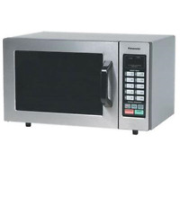 New Panasonic NE 1054F Microwave Oven