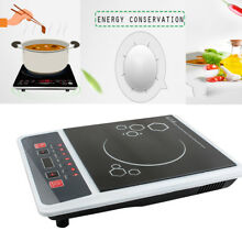 Portable Electric Induction Cooktop Portable Kitchen Ceramic Cooker Cook Top FDA