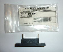 Genuine Bosch Thermador 415229 Stove Wall Oven Range Diode NEW in Pkg
