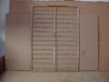GE Range Oven Rack w  Some Staining Part   WB48X0190