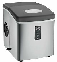Ice Machine Portable Counter Top Ice Maker Machine   26 lbs Ice Per 24 Hours