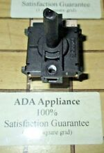 Bosch Oven Selector Switch 00600182  1162972  600182 SATSFACTION GUARANTEED