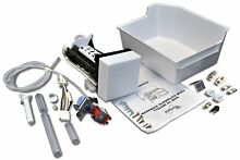 NIB Genuine OEM Whirlpool KitchenAid Roper ICE MAKER KIT 1129313